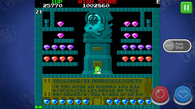 BUBBLE BOBBLE classic - Screenshot 5