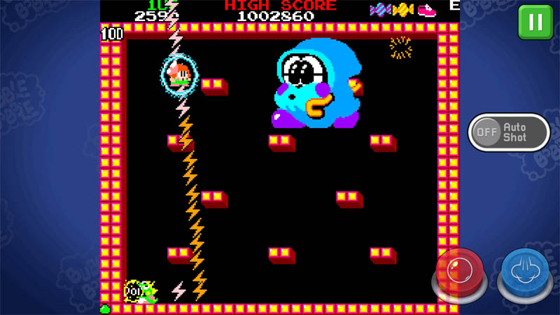 BUBBLE BOBBLE classic - Screenshot 6
