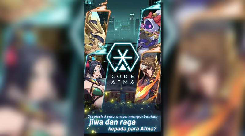 Code Atma Indonesian Horror Idle RPG