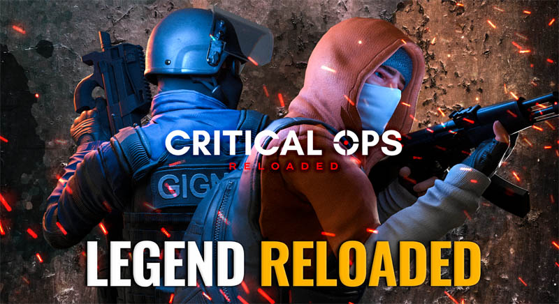 Critical Ops Reloaded - Legend Reloaded