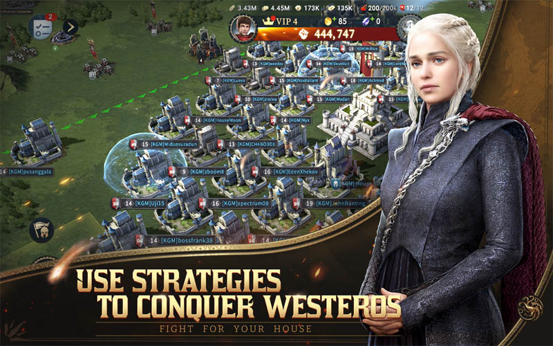 Game of Thrones Winter Is Coming - Gunakan Strategi Untuk Menaklukkan Westeros