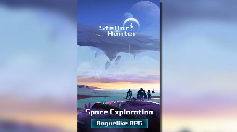 Stellar Hunter - Space Exploration Roguelike RPG