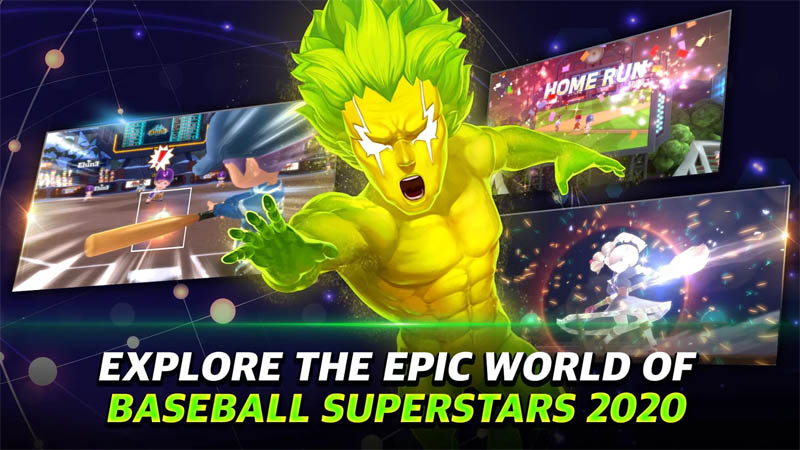Baseball Superstars 2020 - Explore The Epic World of Baseball Superstars 2020