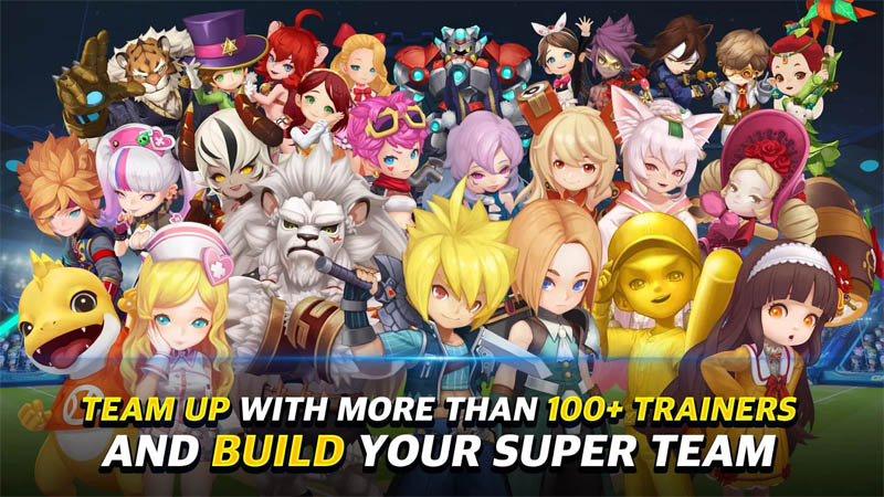 Baseball Superstars 2020 - Team Up With More Than 100 Trainers And Build Your Super Team