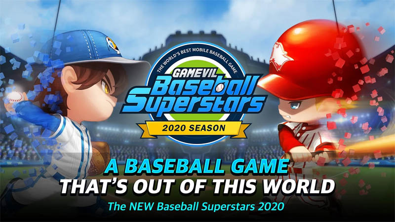 Baseball Superstars 2020