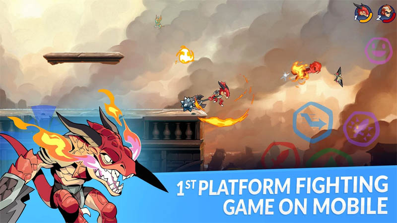 Brawlhalla - 1st Platform Fighting Game on Mobile