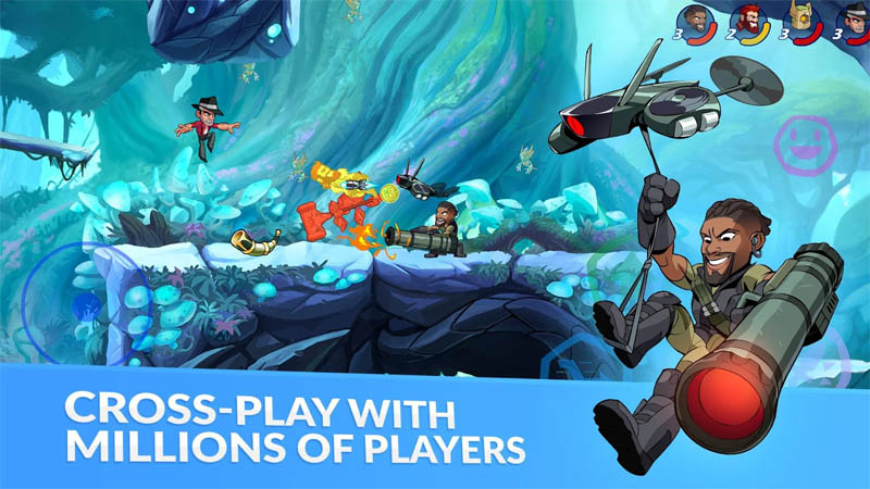 Brawlhalla - Cross Play With Milliions of Players
