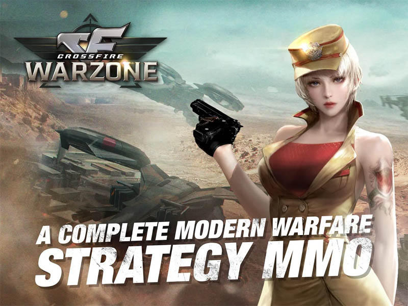 CrossFire Warzone - A Complete Modern Warfare Strategy MMO