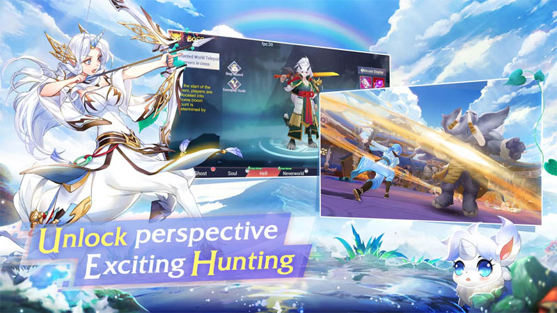 Goddess MUA - Unlock perspective Exciting Hunting