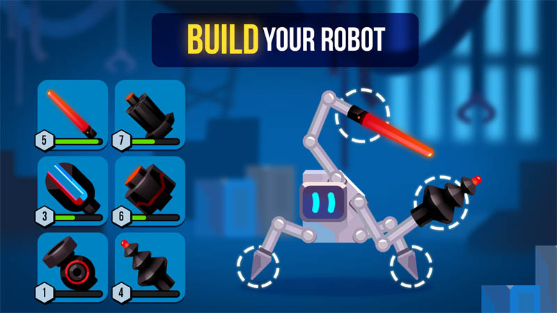 Robotics - Build Your Robot