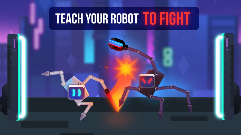 Robotics - Teach Your Robot TO FIGHT