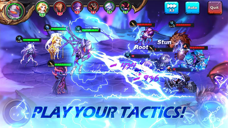 Runelords Arena - Play Your Tactics