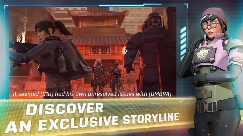 Tom Clancy s Elite Squad - Discover An Exclusive Storyline