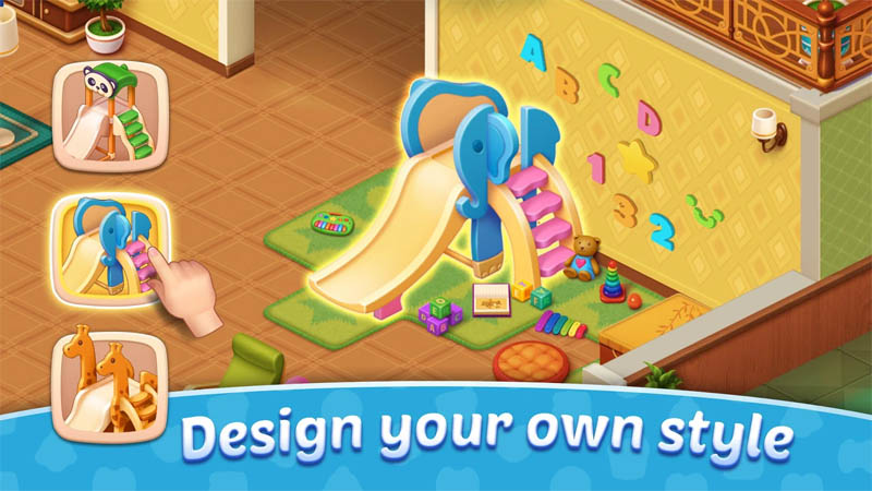 Baby Manor - Design your own style