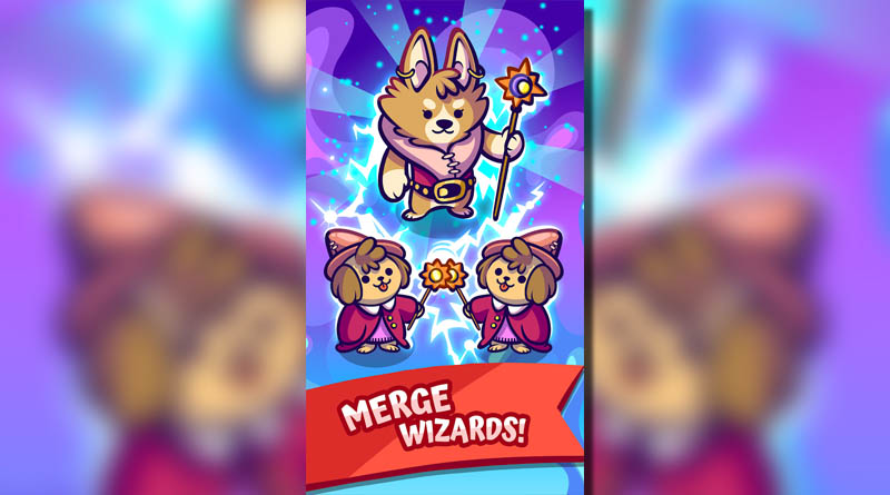 Merge Kawaii Wizards