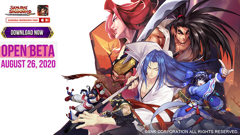 SAMURAI SHODOWN The Legend of Samurai