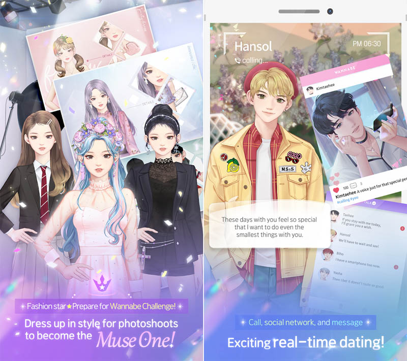 WANNABE CHALLENGE - Dress up in style for photoshoots Exciting real time dating
