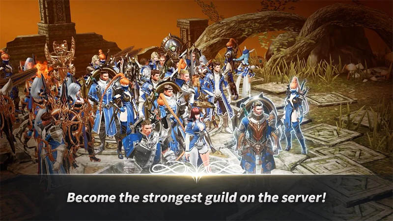 A3 STILL ALIVE - Become the strongest guild on the server