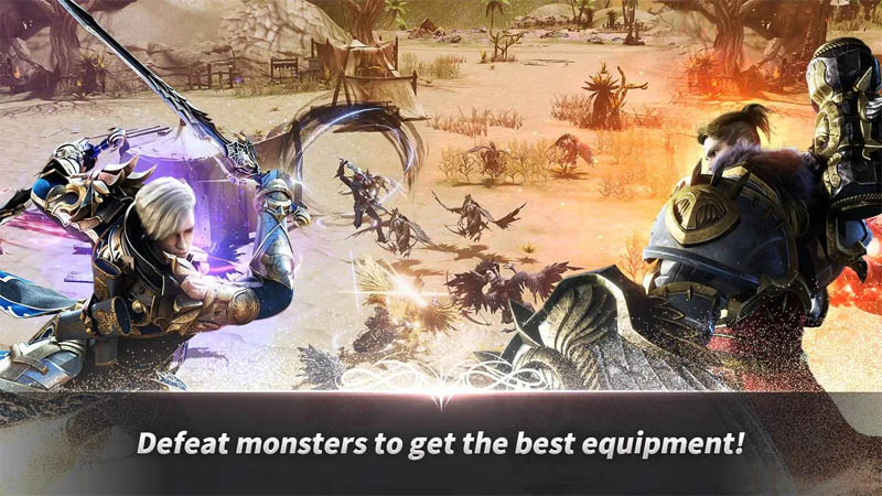 A3 STILL ALIVE - Defeat monsters to get the best equipment