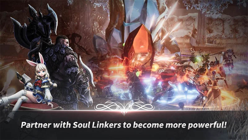 A3 STILL ALIVE - Partner with Soul Linkers to become more powerful
