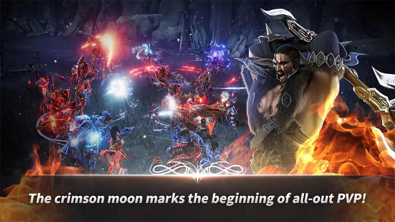 A3 STILL ALIVE - The crimson moon marks the beginning of all out PVP