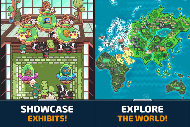 HistoHunters - Showcase Exhibits Explore The World