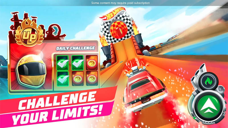 Hot Wheels Unlimited - Challenge Your Limits