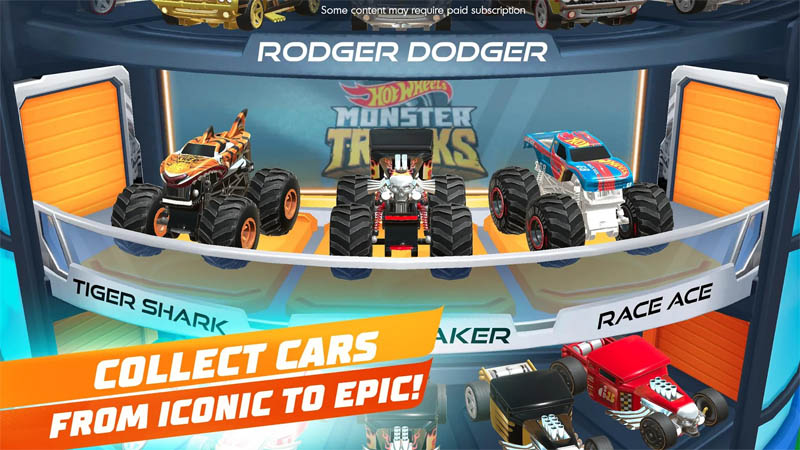 Hot Wheels Unlimited - Collect Cars From Iconic to Epic