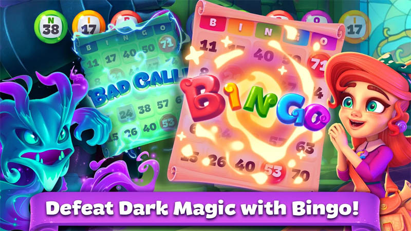 Huuuge Bingo Story - Defeat Dark Magic with Bingo
