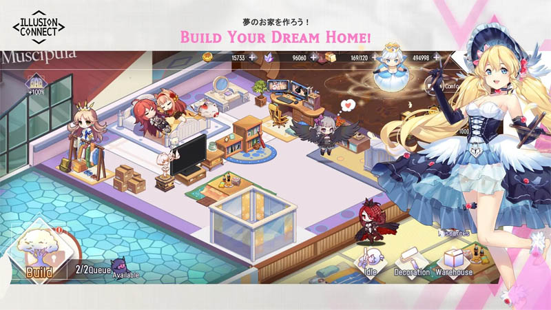 ILLUSION CONNECT - Build Your Dream Home