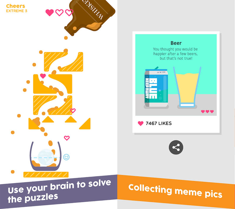 Language of Water - Use your brain to solve the puzzles Collecting meme pics