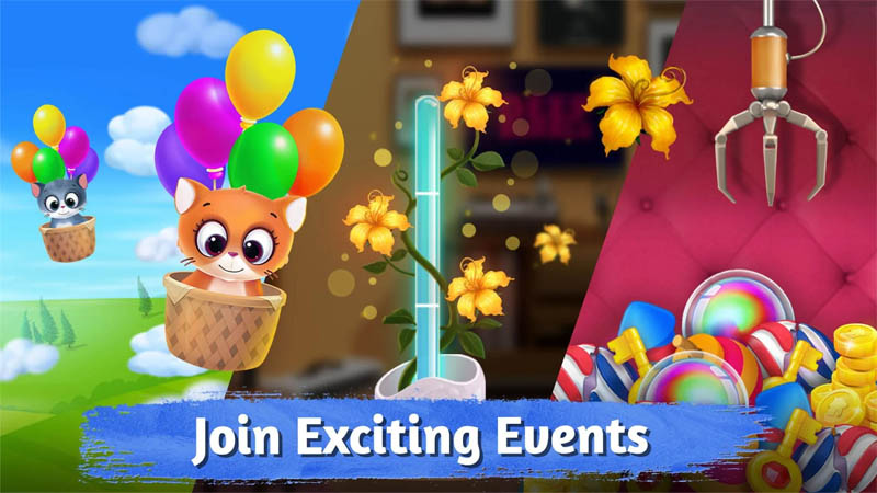 Room Flip - Join Exciting Events