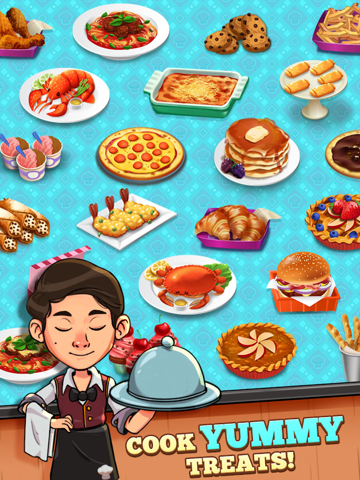 Spoon Tycoon - Cook Yummy Treats