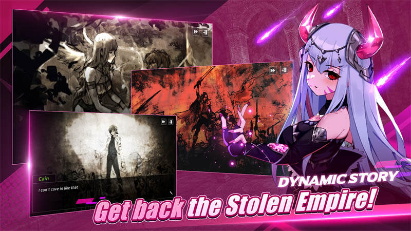 Sword Master Story - Dynamic Story Get back the Stolen Empire