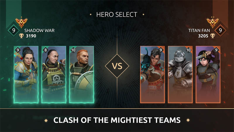 Shadow Fight Arena - Clash of the Mightiest Teams