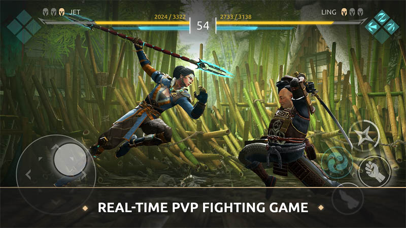Shadow Fight Arena - Real Time PVP Fighting Game