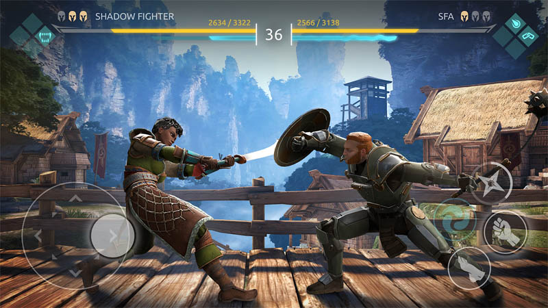 Shadow Fight Arena - Screenshot