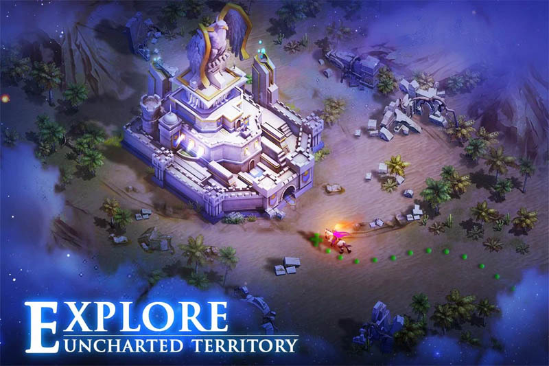 Empires Mobile - Explore Uncharted Territory