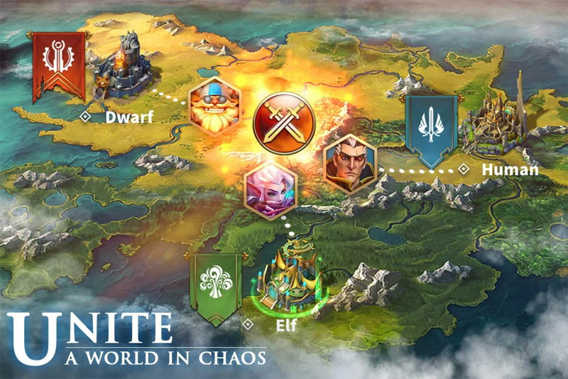 Empires Mobile - Unite a World in Chaos