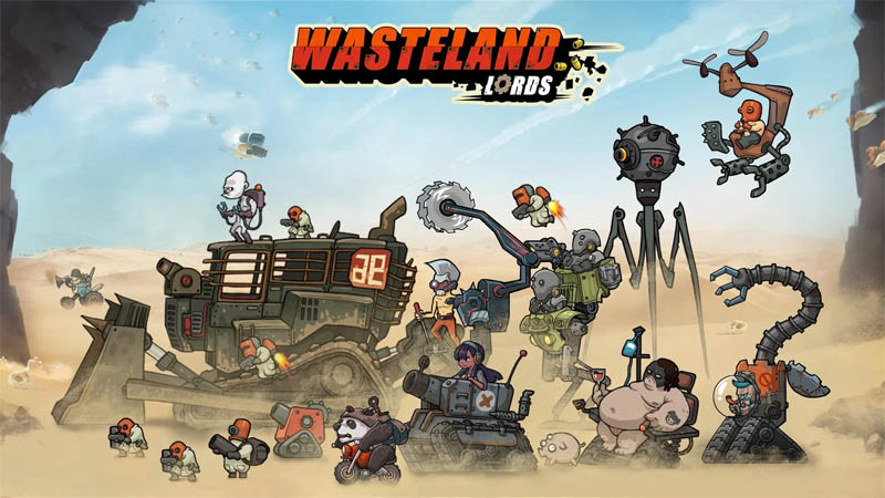 Wasteland Lords