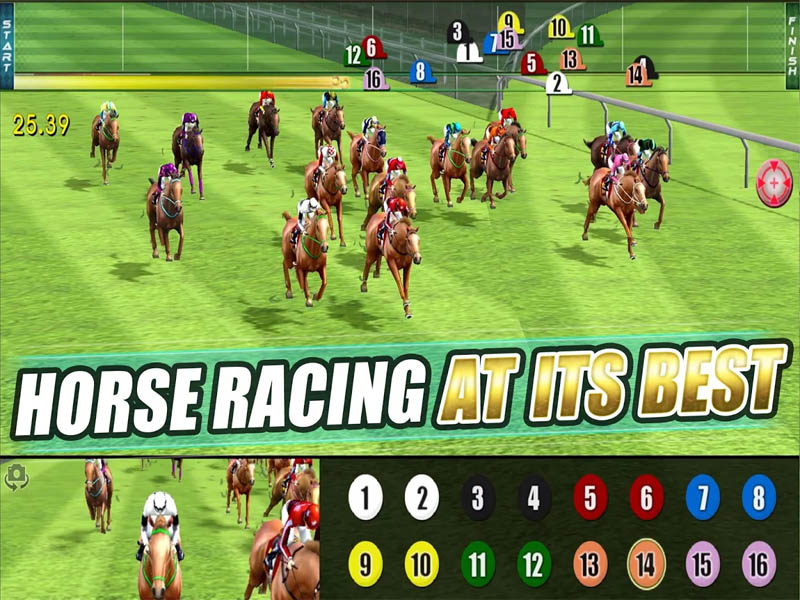 iHorse - Horse Racing At Its Best