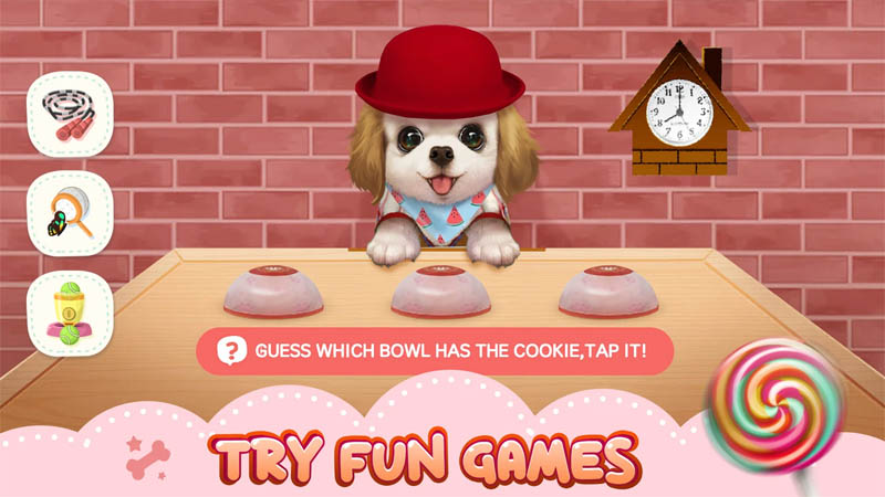 Adopt Puppies - Try Fun Games