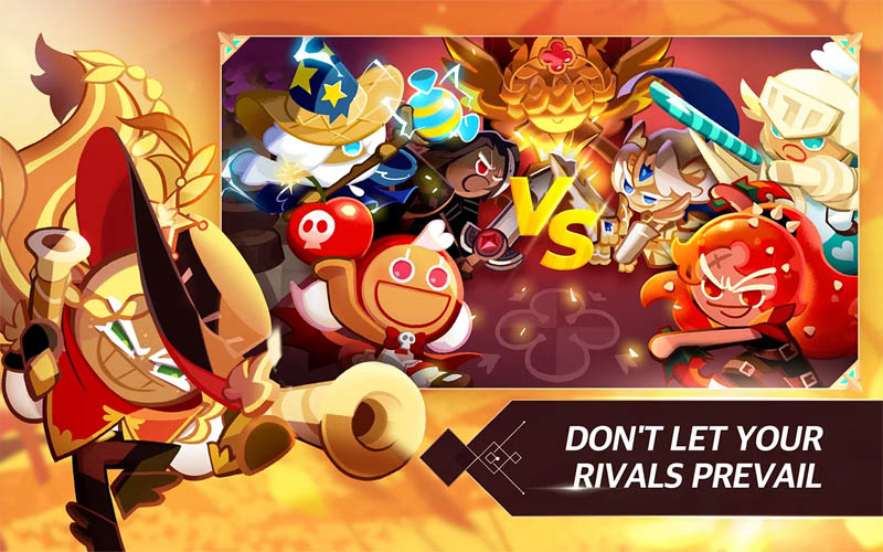 Cookie Run Kingdom - Dont Let Your Rivals Prevail