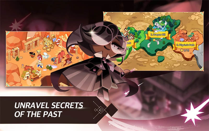 Cookie Run Kingdom - Unravel Secrets of the Past