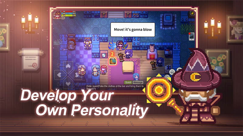 Elona Mobile - Develop Your Own Personality