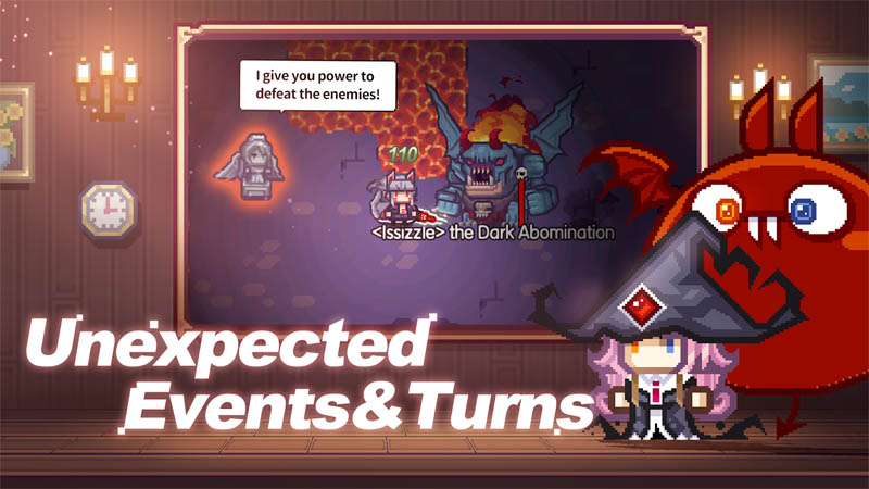 Elona Mobile - Unexpected Events and Turns