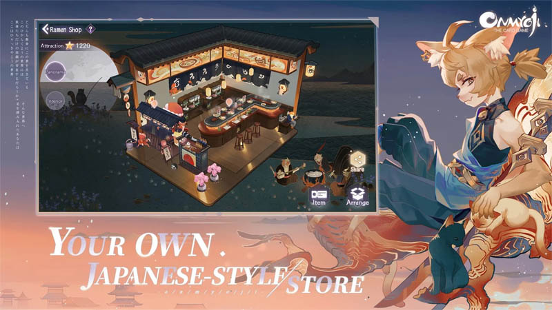 Onmyoji The Card Game - Your Own Japanese Style Store
