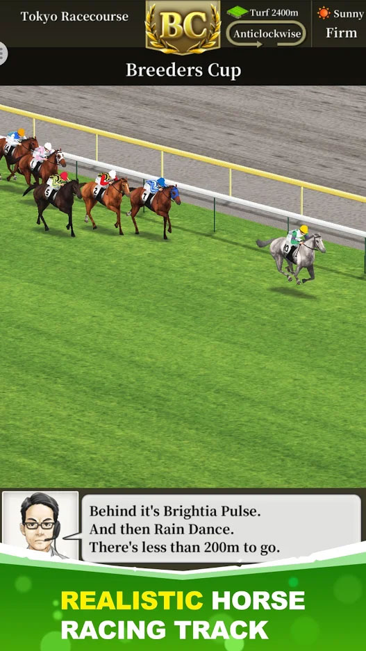 Derby Stallion Masters - Realistic Horse Racing Track