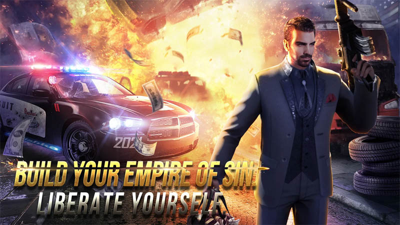 Mafia Crime War - Build Your Empire of Sin Liberate Yourself