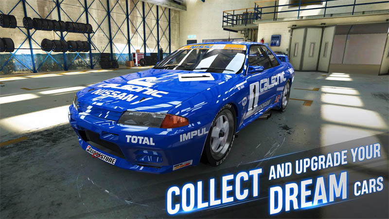 Project CARS GO - Collect and upgrade your Dream Cars